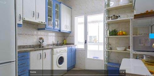 Appartement te huur vanaf 01 Jul 2020 (Calle Pintores, Salamanca)