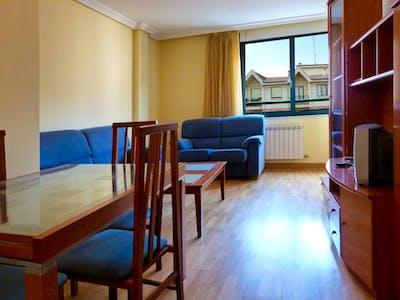 Appartement te huur vanaf 01 Feb 2020 (Camino de las Aguas, Salamanca)