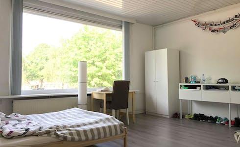 Habitación de alquiler desde 01 feb. 2019 (Groenteweg, The Hague)