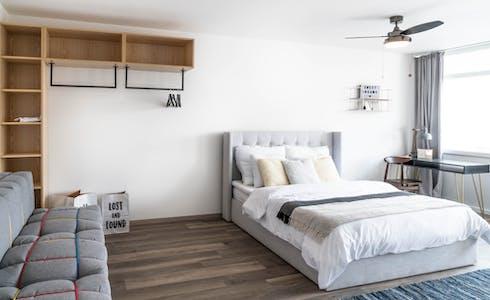 Apartment for rent from 01 May 2018 (Bismarckstraße, Berlin)