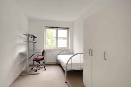 Habitación de alquiler desde 01 sep. 2019 (Herman Bavinckstraat, Rotterdam)