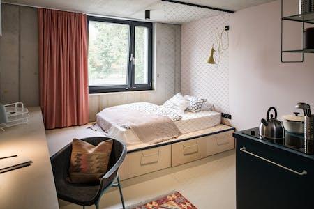 Room for rent from 11 Dec 2018 (Prager Straße, Leipzig)