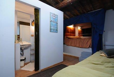 Private room for rent from 01 Aug 2019 (Lungarno Amerigo Vespucci, Florence)