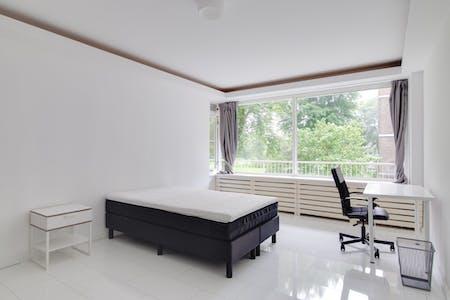 Privé kamer te huur vanaf 01 sep. 2019 (Adriaan Dortsmanstraat, Rotterdam)
