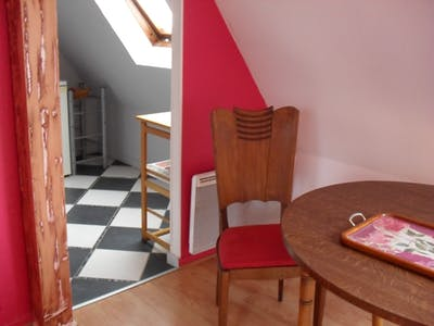 Apartment for rent from 01 Aug 2019 (Rue de Fegersheim, Strasbourg)