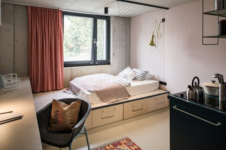 Room for rent from 18 Oct 2018 (Prager Straße, Leipzig)