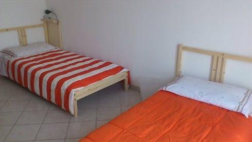 Mehrbettzimmer zur Miete ab 07 Juli 2020 (Via Luigi Michelazzi, Florence)