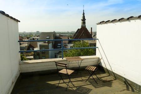 Wohnung zur Miete ab 01 Sep. 2020 (Brusselsesteenweg, Vorst)