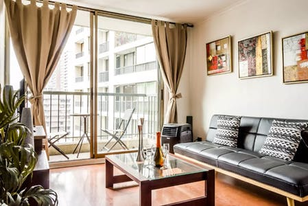 Apartment for rent from 22 Jan 2020 (Padre Alonso de Ovalle, Santiago)