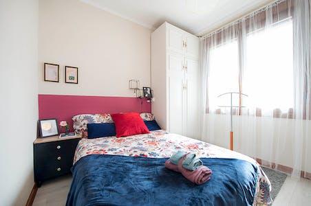 Habitación privada de alquiler desde 01 Jul 2020 (Unamuno Miguel Plaza, Bilbao)