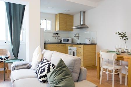 Appartement te huur vanaf 01 Mar 2019 (Carrer del Mont, L'Hospitalet de Llobregat)