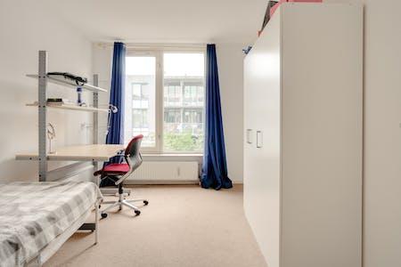 Quarto privado para alugar desde 01 set 2019 (Herman Bavinckstraat, Rotterdam)