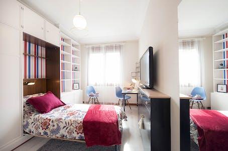 Private room for rent from 08 Feb 2020 (Unamuno Miguel Plaza, Bilbao)