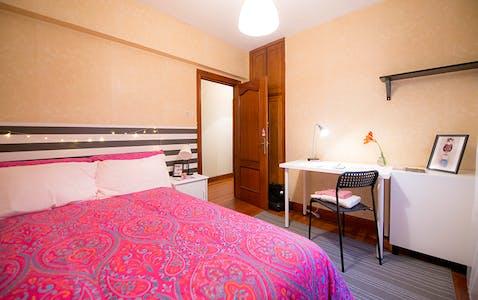Private room for rent from 01 Feb 2020 (Aldamiz Mendiaren Kalea, Bilbao)