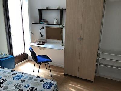 Kamer te huur vanaf 01 feb. 2019 (Carrer de Sicília, Barcelona)