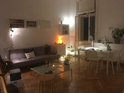 Room for rent from 17 Jul 2018 (Neustiftgasse, Vienna)