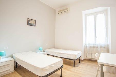 Gedeelde kamer te huur vanaf 01 mrt. 2021 (Via dei Frassini, Roma)