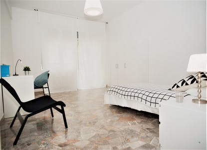 Private room for rent from 22 Jan 2021 (Via Quintino Sella, Florence)