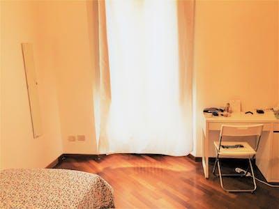 Chambre privée à partir du 01 juil. 2020 (Viale dei Mille, Florence)