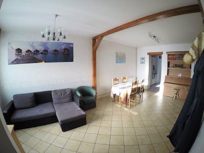 Habitación privada de alquiler desde 21 May 2019 (Rue Mirabeau, Loos)