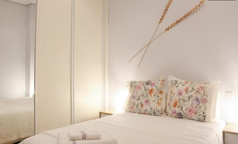 Apartment for rent from 01 Jul 2020 (Calle de Palencia, Madrid)