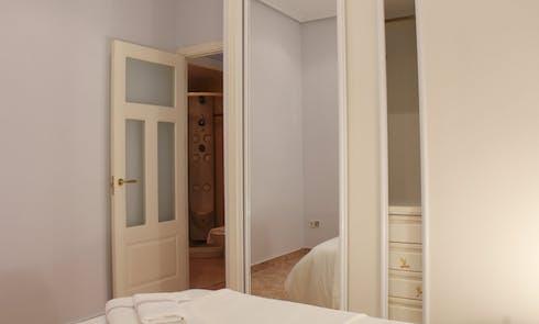 Apartamento para alugar desde 01 out 2018 (Calle de Palencia, Madrid)