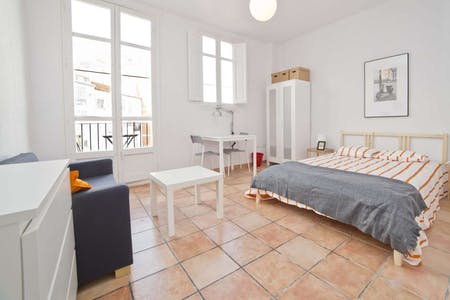 Private room for rent from 22 Feb 2019 (Carrer de l'Almirall Cadarso, Valencia)