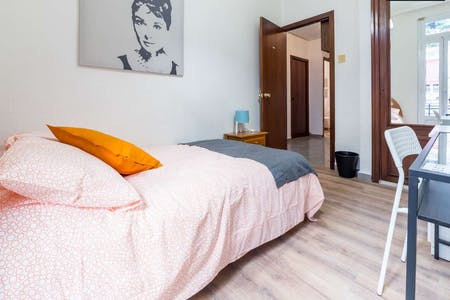 Private room for rent from 20 Feb 2019 (Carrer de Buenos Aires, Valencia)