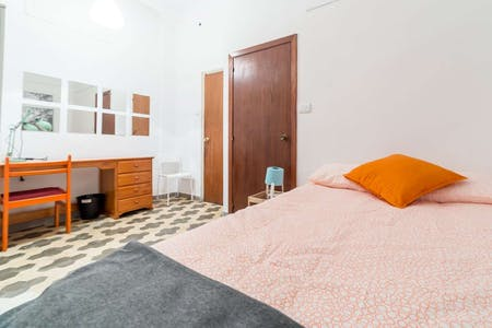 Private room for rent from 21 Jan 2020 (Carrer de Buenos Aires, Valencia)