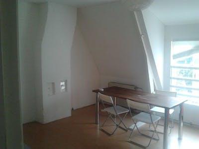 Privatzimmer zur Miete von 01 Jun 2020 (Padangstraat, Groningen)
