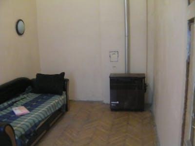 Privé kamer te huur vanaf 17 feb. 2019 (Vasvári Pál utca, Budapest)