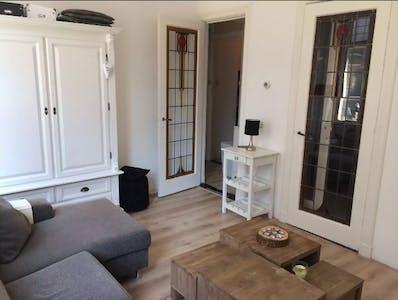 Apartamento de alquiler desde 01 jul. 2018 (Zaagmolenstraat, Amsterdam)