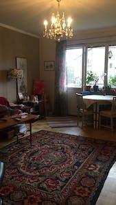 Private room for rent from 01 Jun 2020 (Artillerigatan, Uppsala)