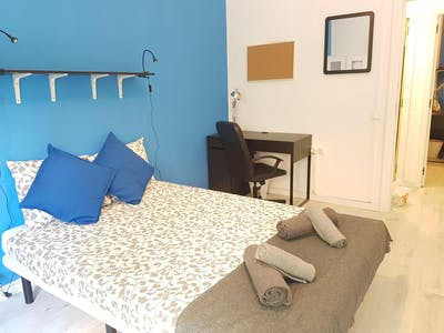 Room for rent from 16 Dec 2018 (Carrer de Mallorca, Barcelona)