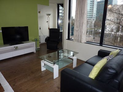 Apartment for rent from 20 Apr 2019 (Churchillplein, Rotterdam)