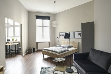 Apartment for rent from 01 May 2019 (Bochumer Straße, Berlin)