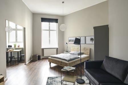 Appartamento in affitto a partire dal 01 Aug 2019 (Bochumer Straße, Berlin)