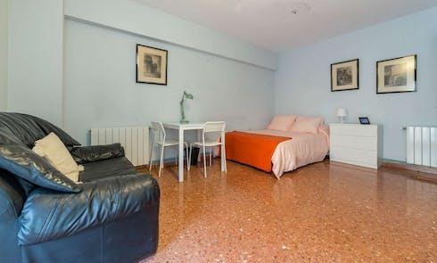 合租房间租从31 1月 2019 (Carrer de Campoamor, Valencia)