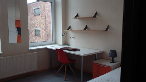 Room for rent from 15 Jul 2019 (Rue Darchis, Liège)