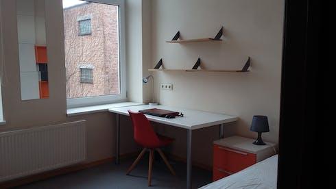Privé kamer te huur vanaf 15 Jul 2019 (Rue Darchis, Liège)