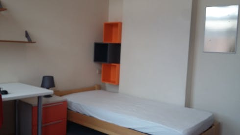 Room for rent from Invalid date (Rue Darchis, Liège)