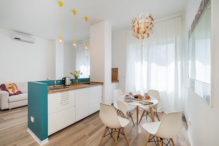 Apartment for rent from 31 Jul 2019 (Via Giancarlo Sismondi, Milano)
