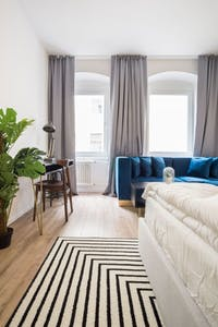Appartamento in affitto a partire dal 21 gen 2019 (Rückertstraße, Berlin)