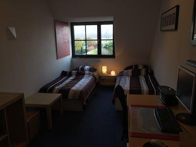 Room for rent from 21 Jul 2018 (Hans-Berge-Straße, Köln)