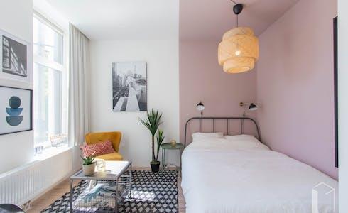 Appartement te huur vanaf 08 jul. 2018 (Witte de Withstraat, Rotterdam)
