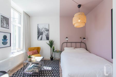 Apartment for rent from 06 Dec 2019 (Witte de Withstraat, Rotterdam)