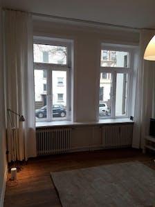 Appartement à partir du 16 oct. 2018 (Haakestraße, Hamburg)