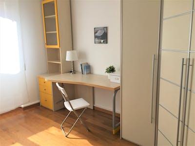 Private room for rent from 01 Aug 2020 (Via Arrigo Boito, Florence)