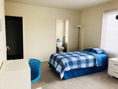 Room for rent from 15 Aug 2018 (Gonzalez Drive, San Francisco)