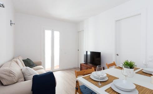 Apartment for rent from 21 May 2018 (Carrer de Pujós, L'Hospitalet de Llobregat)